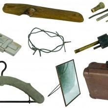 Tadeusz Kantor, objects