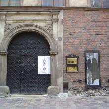 Archiwum Cricoteki ul. Kanonicza 5 Krakow