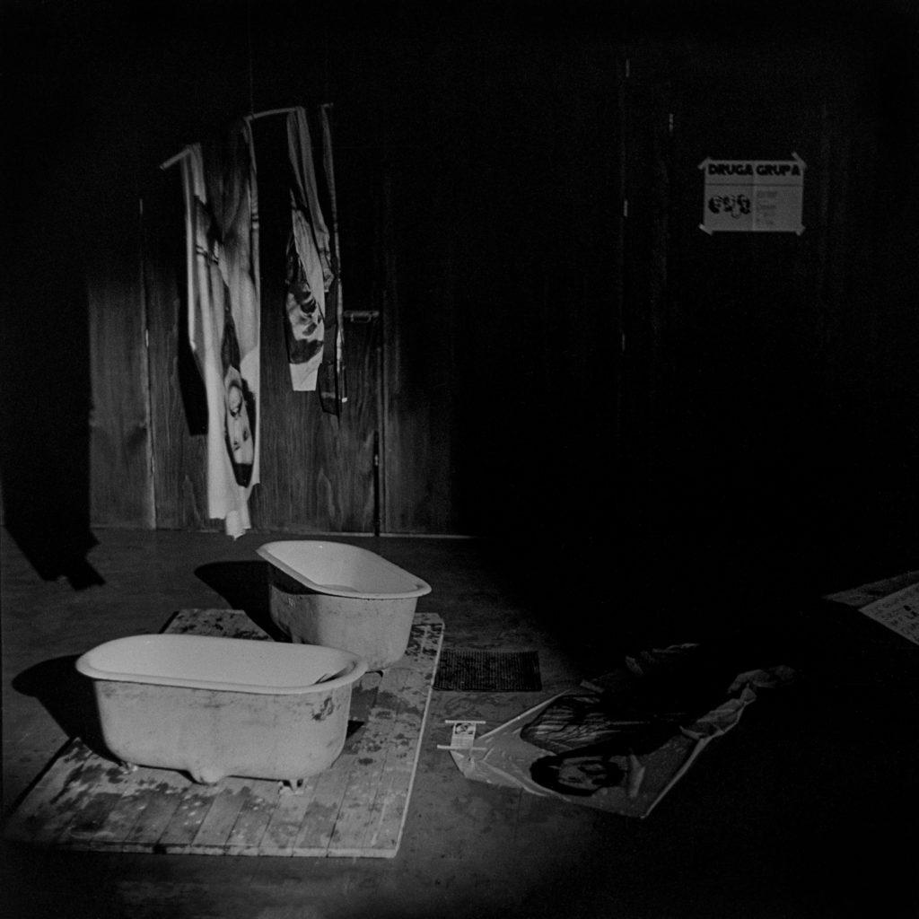 Druga Grupa, Hommage à Jean A. Dominque Ingres, 1971, fot. Jacek Maria Stokłosa, dzięki uprzejmości artysty